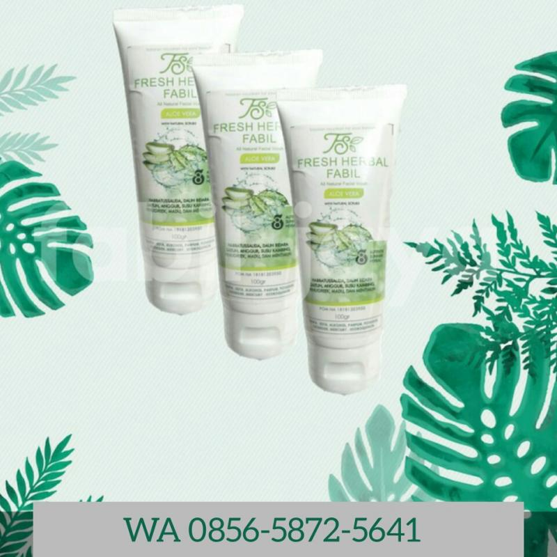 Facial Wash Lidah Buaya