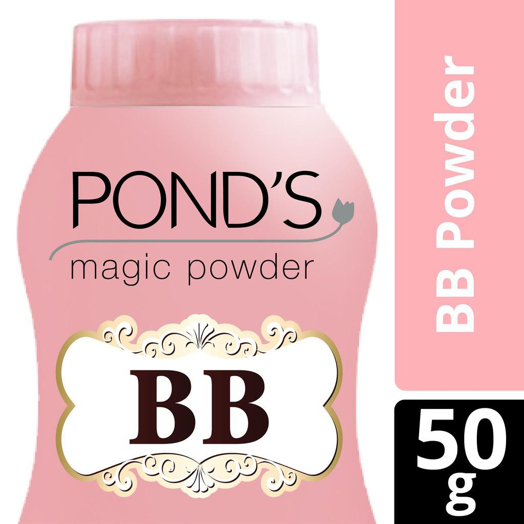 Pond'S Magic BB Powder Talcum 50G
