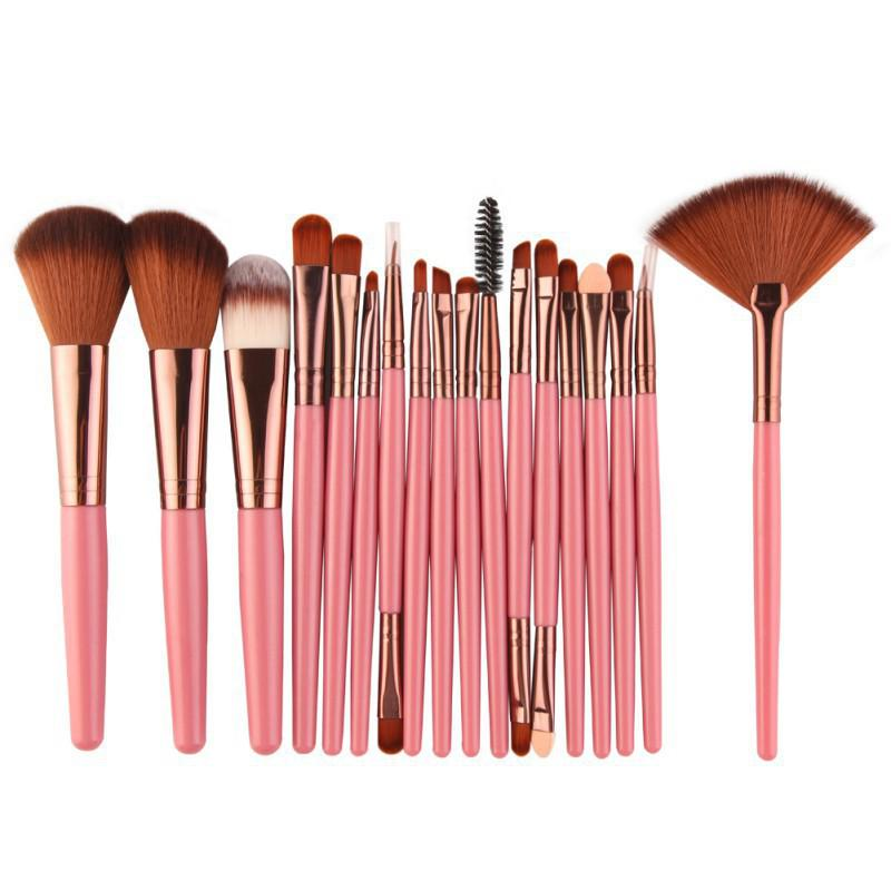 MAANGE 18Pcs / Set Brush Profesional