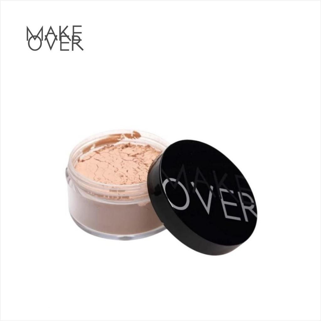 Make Over Silky Smooth Translucent Powder 35 g