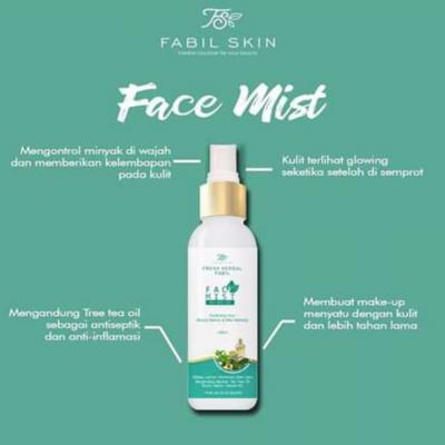 Face Mist Fabil Skincare