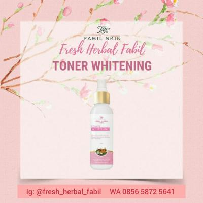 Toner Whitening