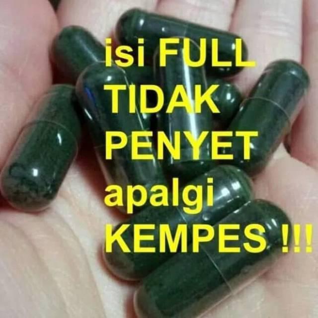 Masker spirulina kapsul best seller grosirspirulina original termurah distributor